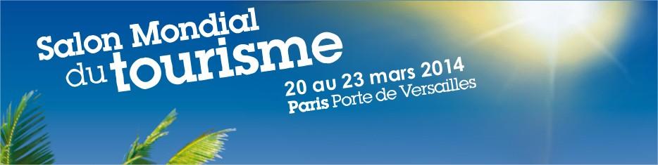 Abane mondial du tourisme 2014 du 20 au 23 mars 2014 for Salon paris porte de versailles